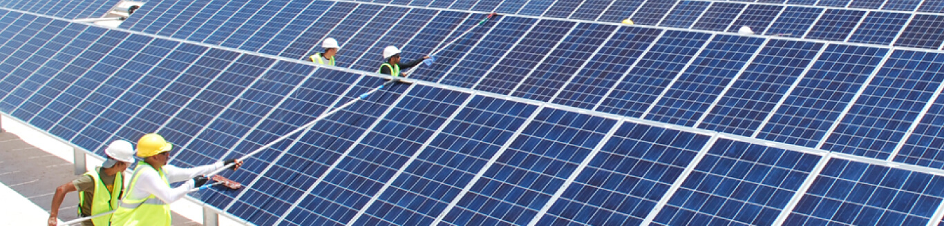 Solar Maintenance & Cleaning | Dubai, Abu Dhabi, UAE