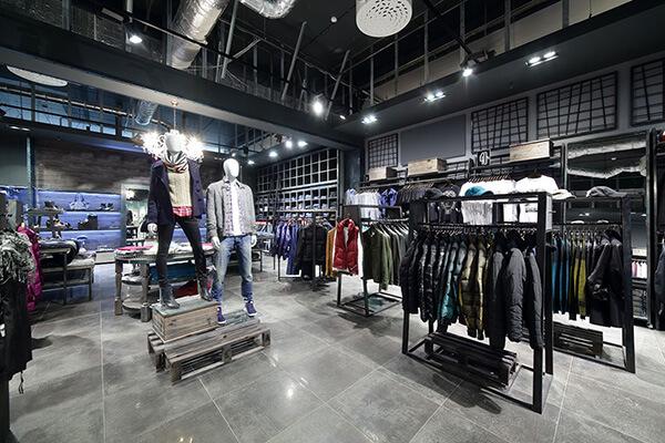 Delicieux Retail Fitout Dubai 5