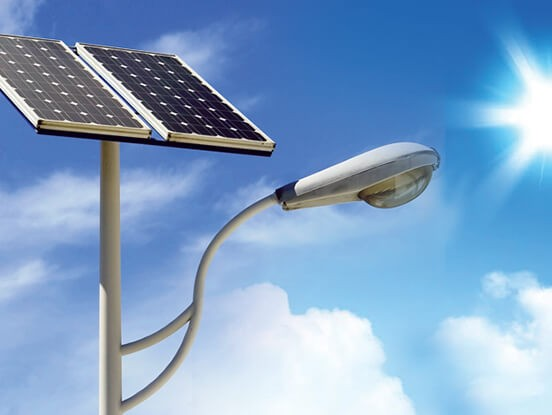 Dubai Solar Street Lights Supplier | UAE 2004